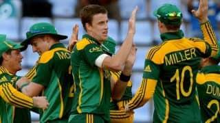 South Africa announce squad for Zimbabwe ODIs: Dale Steyn, Morne Morkel, Vernon Philander rested