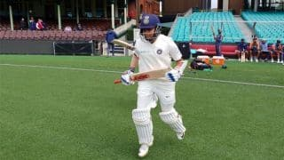 India tour of West Indies: Prithvi Shaw unsure about how much time needed to heal hip injury