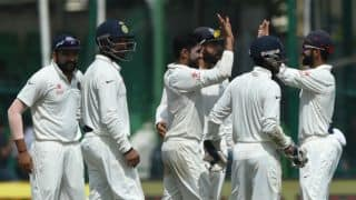 Clinical India hammer Kiwis by 197 runs; take 1-0 lead