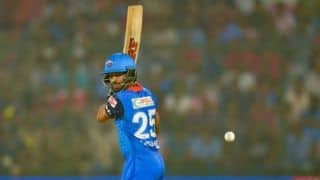 Shikhar Dhawan made it easier for other batsmen: Shreyas Iyer