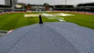 ICC CRICKET World Cup 2019 : Fans put rain on top of points table following washouts