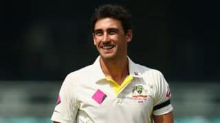 Mitchell Starc concerned over usage of pink ball for Day-Night Test