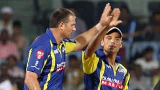 Barbados Tridents vs Cape Cobras, CLT20 2014 Match 12: Two early wickets hurt Trident's progress