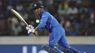MS Dhoni eyes major landmark in international cricket