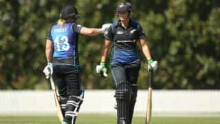 Women's World T20 Cup: Another victim falls to the Spin City Nagpur, New Zealand wins with 22 balls to spare