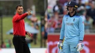 Cricket World Cup 2019: Kumar Dharmasena to officiate in final despite Jason Roy controversy during semifinal