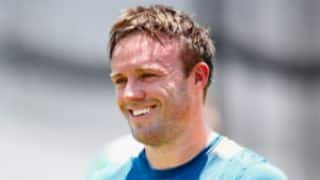 AB de Villiers quashes reports on retirement