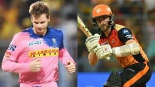 VIDEO: For Rajasthan Royals and Sunrisers Hyderabad, equation is getting tight