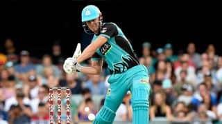 Big Bash League: Chris Lynn named captain of Brisbane Heat