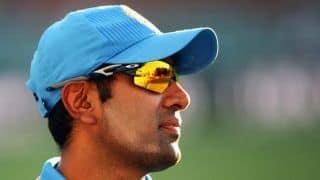 Ravichandran Ashwin hit on hand during India training session