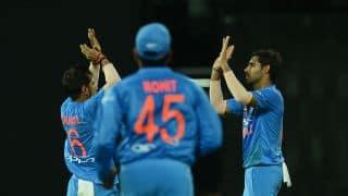 Photos: India vs Sri Lanka, one-off T20I at Colombo