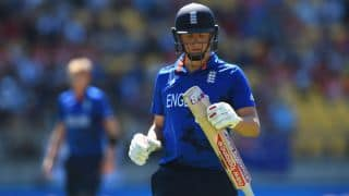 England's humiliation by New Zealand in ICC Cricket World Cup 2015 disappointing rather than embarrassing: Eoin Morgan