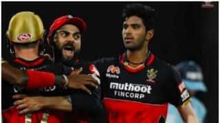 IPL 2020 RCB vs KKR : Getting rewarded for keeping things simple; Says Washington Sundar