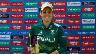 ICC Women's World Cup 2017, South Africa vs Sri Lanka: Dane Van Niekerk Post-Match Press Conference