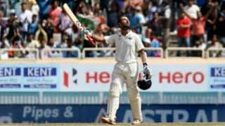 Pujara's 202-run marathon, Australia's rare draw in India and other stats highlights