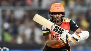 IPL 2018: Wriddhiman Saha says SRH have forgotten about loss vs CSK, ahead of Qualifier 2