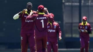 West Indies to tour India for 2 Tests, 5 ODIs and 3 T20Is in October