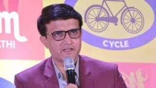 Sourav Ganguly unhappy with rule changes in domestic cricket: Report