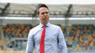 Michael Vaughan accepts Stuart Broad's 'Ice Bucket Challenge'; becomes latest cricketer to join the bandwagon