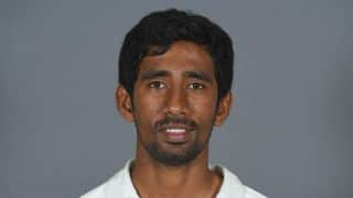 Wriddhiman Saha happy with first knock after injury