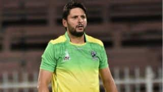 Indian players should play T20 leagues other than the IPL: Shahid Afridi