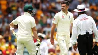 Smith calls Anderson
