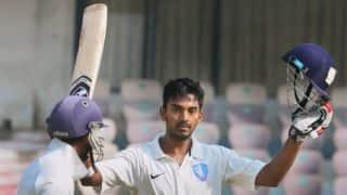 Karnataka eyeing 250-run lead against Maharashtra, says Robin Uthappa