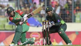 Bangladesh vs Pakistan 2015 Live Cricket Score, 2nd ODI at Dhaka