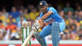 MS Dhoni: India have to score more runs and stop giving freebies to Australian batsmen