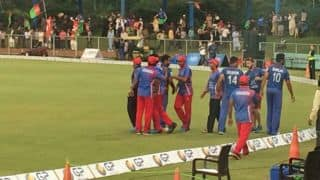 Afghanistan thrash Ireland, seal series, register 10th consecutive win