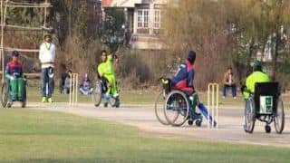 Wheelchair cricket: Teams from 4 states set to compete in Bengaluru