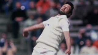 World Cup Countdown: 1979 – Mike Hendrick takes 4/15 as England beat Pakistan in a thriller