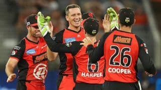 BBL: Tremain, Christian power Melbourne Renegades to 78-run win