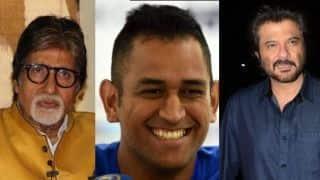 चेन्नई की जीत पर बॉलीवुड से कुछ इस अंदाज में मिली धोनी को शुभकामनाएं