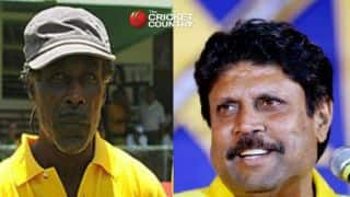 India-West Indies Test series to be named after Kapil Dev, Uton Dowe
