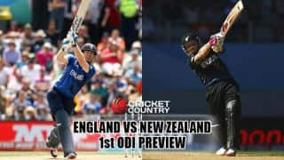 England vs New Zealand 1st ODI Preview: Dynamic visitors look to overthrow conventional hosts