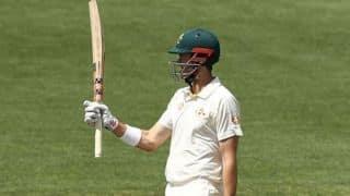 कैनबरा टेस्ट: कुर्टिस पैटरसन ने जड़ा पहला शतक, ऑस्ट्रेलियाई पारी 534/5 पर घोषित