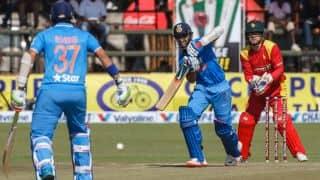 Ajinkya Rahane lauds Indian batsmen after win over Zimbabwe in 1st T20 at Harare