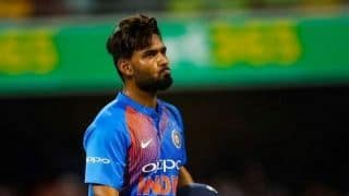 Match changed with the dismissal of Rishabh Pant: Virat Kohli