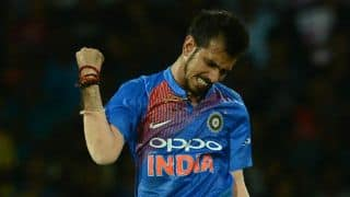 Yuzvendra Chahal becomes 3rd highest wicket-taker for India in T20Is; Surpasses Ashish Nehra