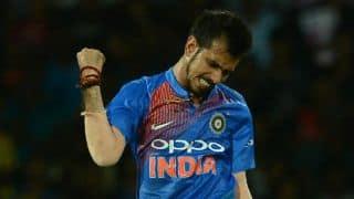 आशीष नेहरा को पीछे छोड़ भारत के लिए टी20 में सबसे ज्यादा विकेट लेने वाले तीसरे गेंदबाज बने युजवेंद्र चहल