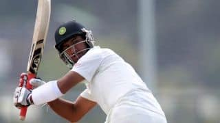 India vs New Zealand, 2nd Test, Day 5: India lose Cheteshwar Pujara; score 64/3
