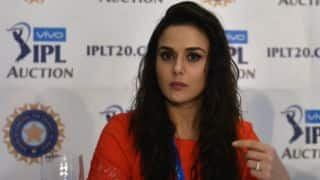Preity Zinta confirmed owner of Stellenbosch Monarchs in T20GL