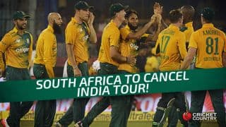 South Africa may abandon India tour 2015: crowd behaviour at Barabati in Cuttack during 2nd T20I not the only reason