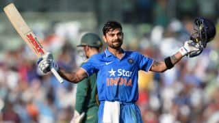 आईसीसी रैंकिंग में विराट कोहली का 'रिकॉर्डतोड़' प्रदर्शन, सचिन तेंदुलकर के बड़े रिकॉर्ड की बराबरी की