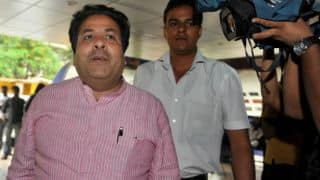 Rajiv Shukla to take up Chris Gayle's sexism issue with BCCI