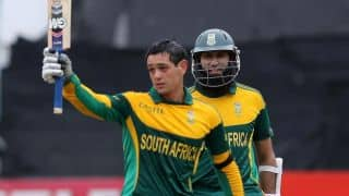 West Indies vs South Africa, West Indies Tri-Nation Series 2016, Match 9 at Barbados: Likely XI for South Africa