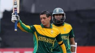 WI vs SA, Tri Nation series 2016, Match 9: SA Likely XI