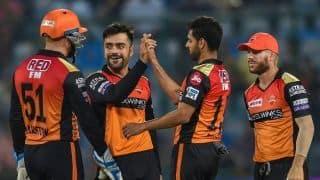 IPL 2019, DC vs SRH: When team does well, captain's job becomes easy: Bhuvneshwar Kumar