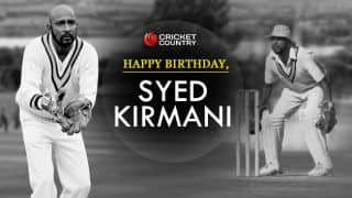 Syed Kirmani: 17 facts you should know about India's great wicketkeeper